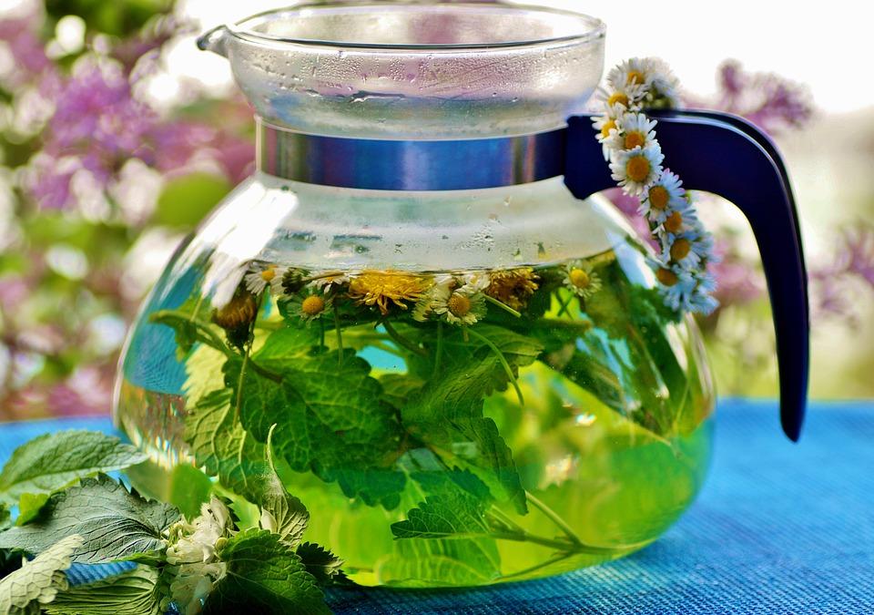 how to make herbal tea tisane infusion decoction