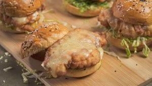 Copycat Chick-fil-A Spicy Chicken Deluxe Sandwich Recipe