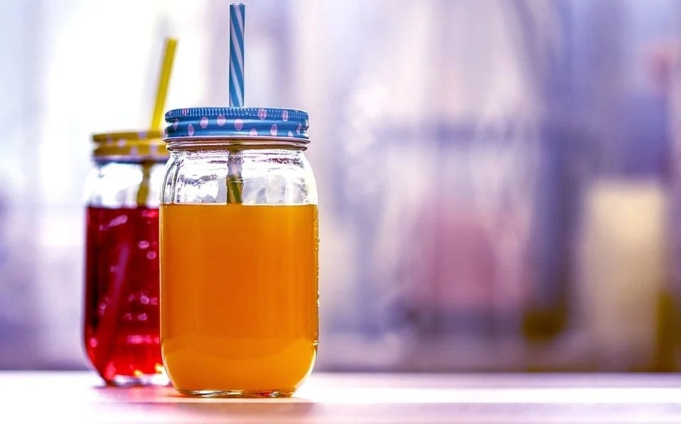 fruit juice gift for new parents