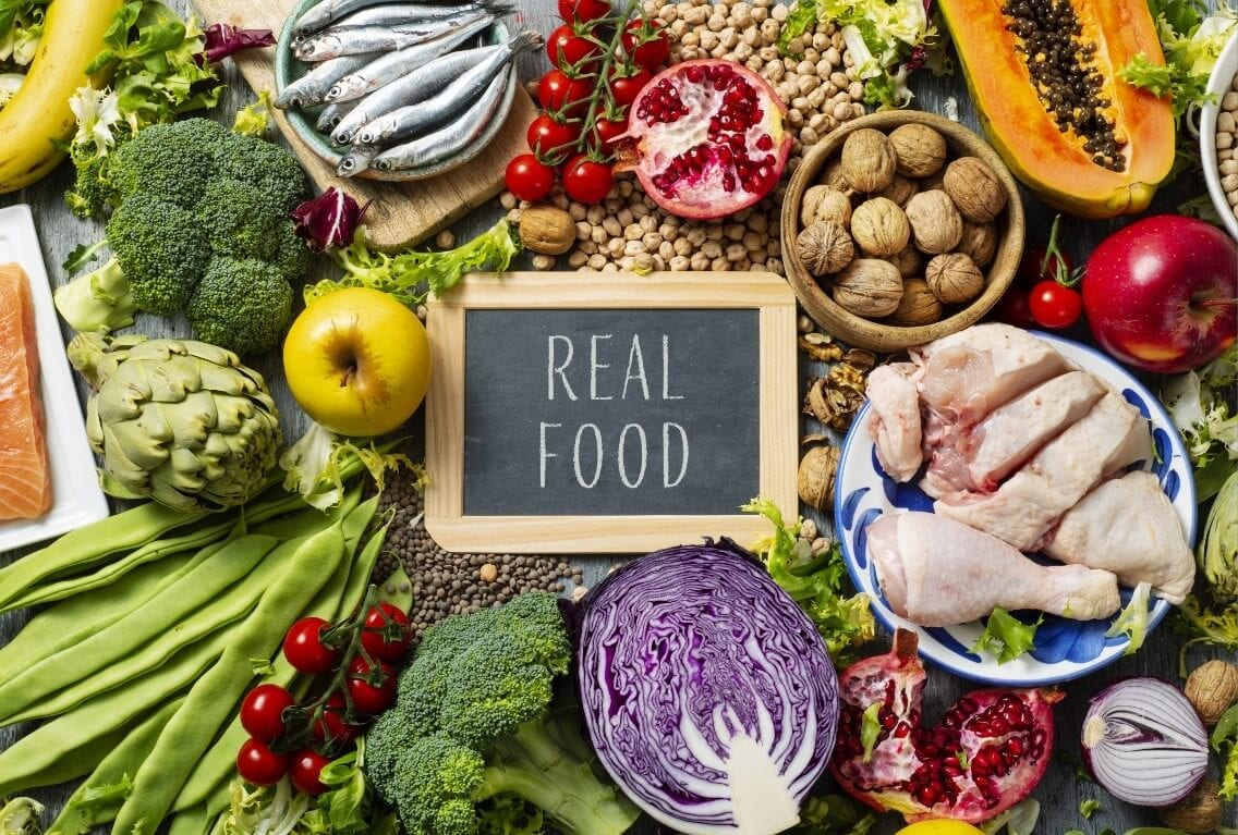 25 Reasons Why You Should Start Eating Real Food