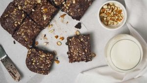 Brownie Cake (TGIF's Brownie Obsession Copycat)