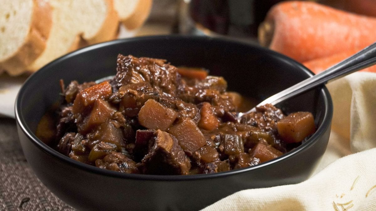 Crockpot Irish Beef Stew Recipe
