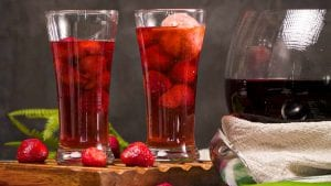 """""""Cup of Love"""" Frozen Fruit Punch Recipe"""