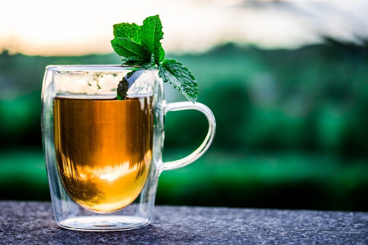 Tulsi Tea Recipe, Holy Basil Tea, homemade tulsi tea