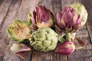 aphrodisiac foods: artichoke