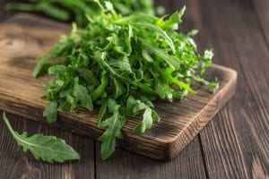 aphrodisiac foods: arugula