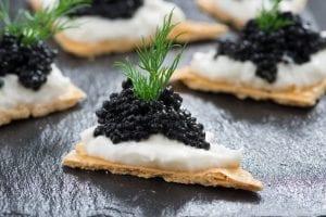 aphrodisiac foods: caviar