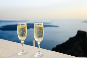 aphrodisiac foods: champagne