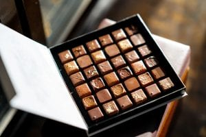 aphrodisiac foods: chocolate