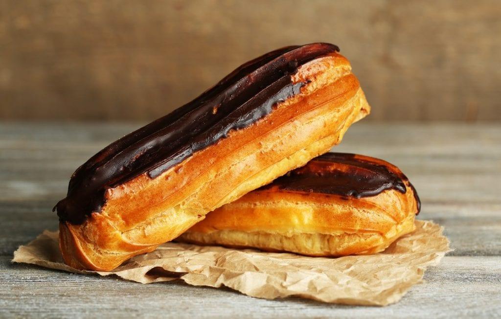 chocolate eclair recipe