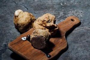 aphrodisiac foods: truffle