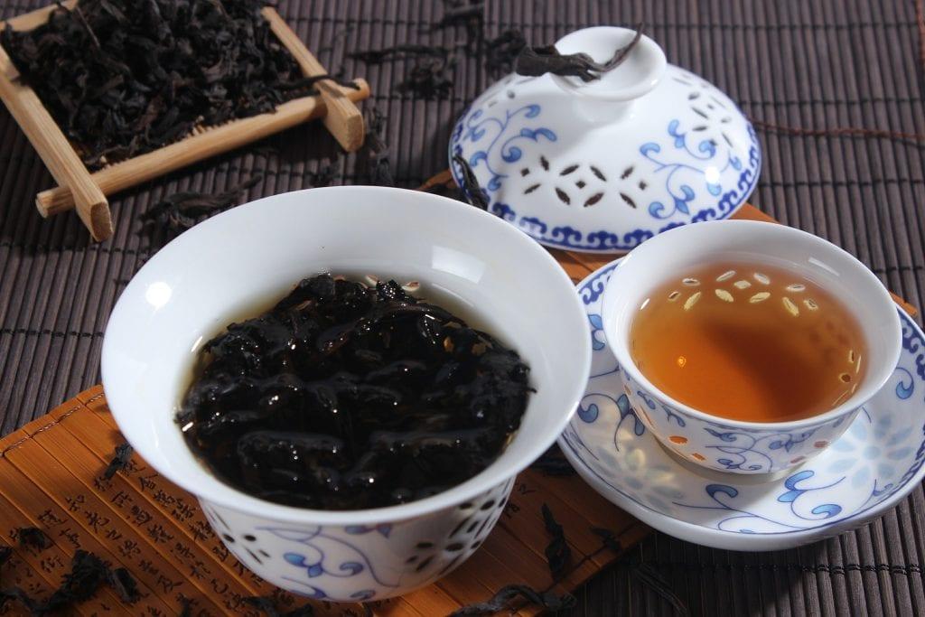 Da Hong Pao Tea Recipe