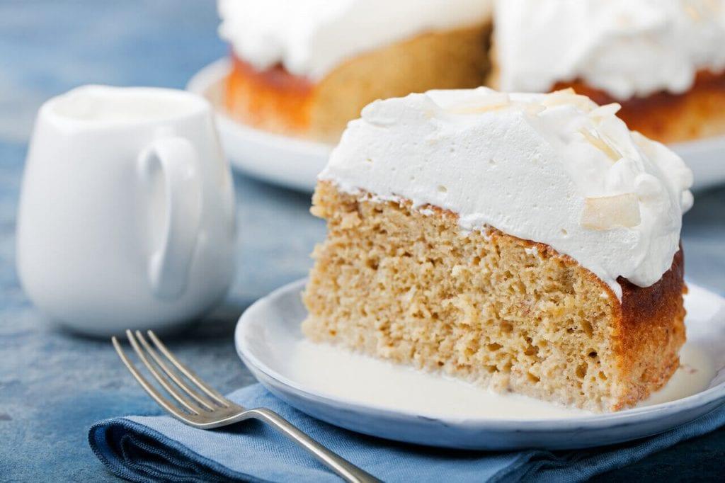 Dairy-Free Tres Leches Cake Recipe