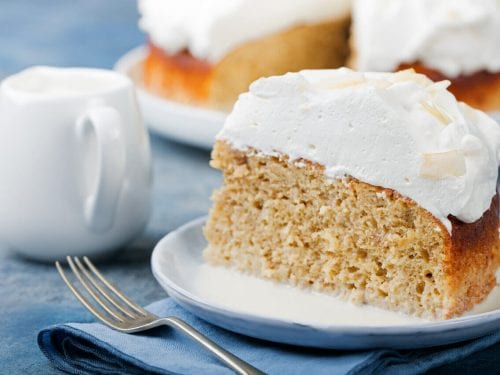 Dairy-Free Tres Leches Cake