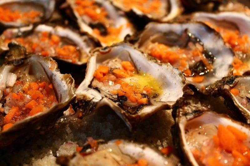 deborah vantrece inspired oysters recipe
