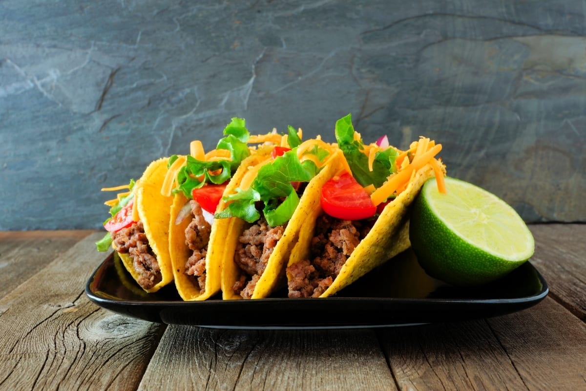 Copycat Taco Bell Doritos Locos Tacos Recipe