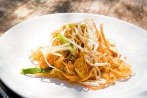 Easy Vegetarian Pad Thai Recipe