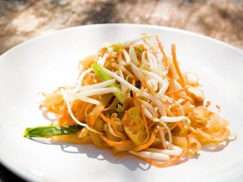 Easy Vegetarian Pad Thai Recipe