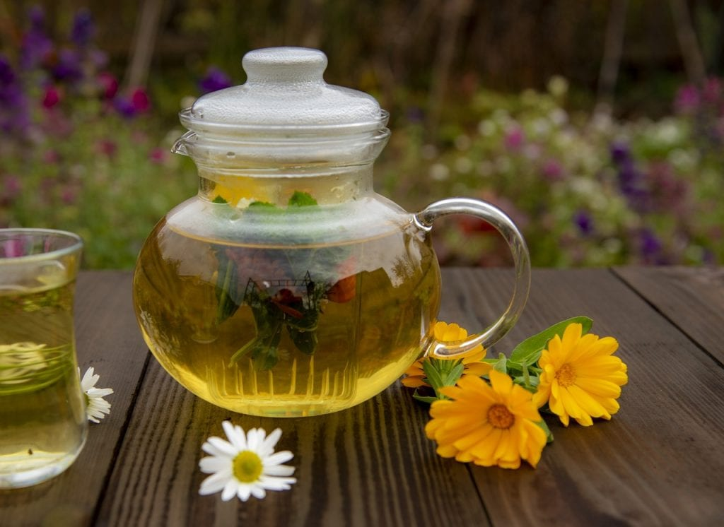 Flowering Tea Recipe