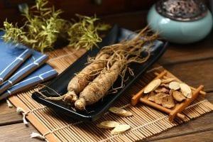 aphrodisiac foods: ginseng