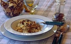 Creamy Instant Pot Mushroom Risotto Recipe