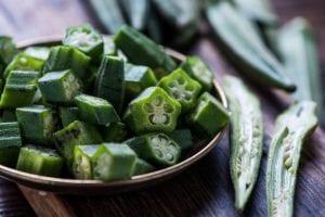 aphrodisiac foods: okra