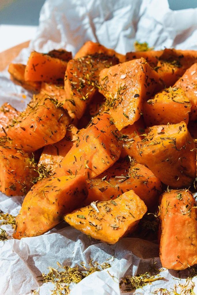 Simple Instant Pot Sweet Potatoes