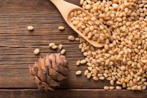 aphrodisiac foods: pine nuts