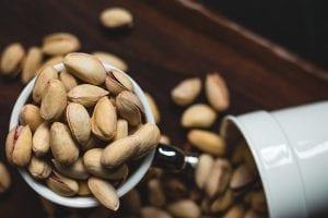 aphrodisiac foods: pistachio nuts