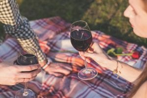 aphrodisiac foods: red wine