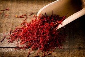 aphrodisiac foods: saffron