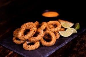 Calamari Fritti (Italian Fried Calamari) Recipe