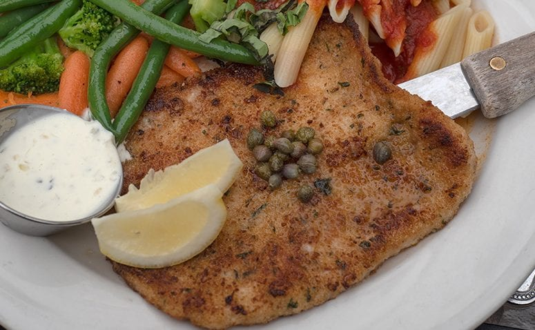 Calamari Steak Recipe