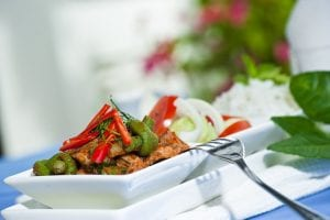 Dry Red Curry Pork Stir Fry Recipe