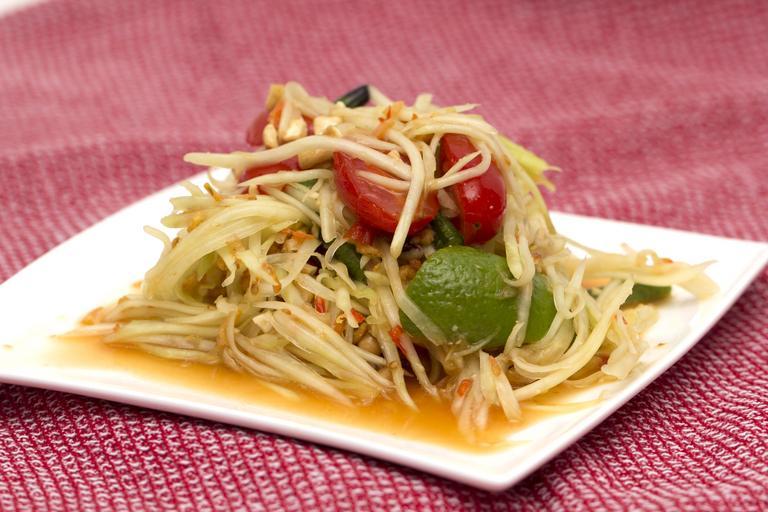 green mango salad recipe