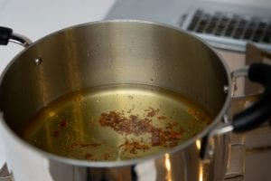 how to properly dispose of cooking oil, used cooking oil in pot