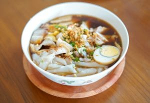 rolled rice noodle soup recipe