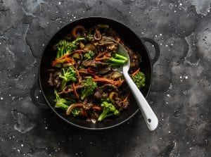 Thai Spicy Broccoli Beef Recipe