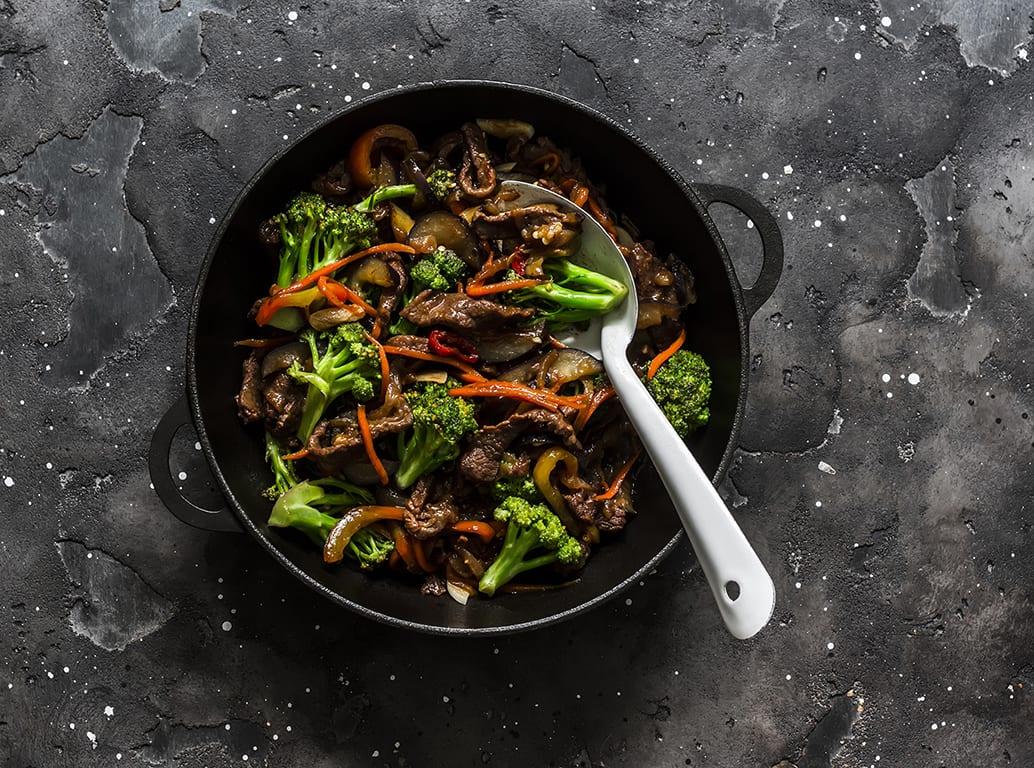 spicy broccoli beef recipe