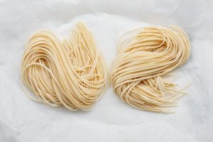 ciriole pasta, types of pasta noodles