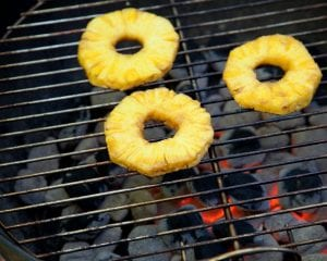 thai grilled pineapple recipe