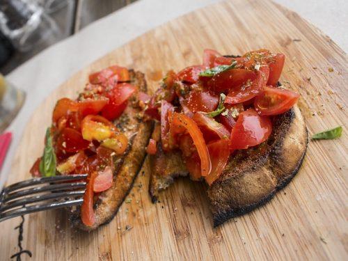 Tomato Bruschetta Recipe