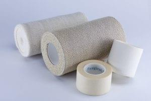 medical gauze, bandage, cheesecloth substitutes