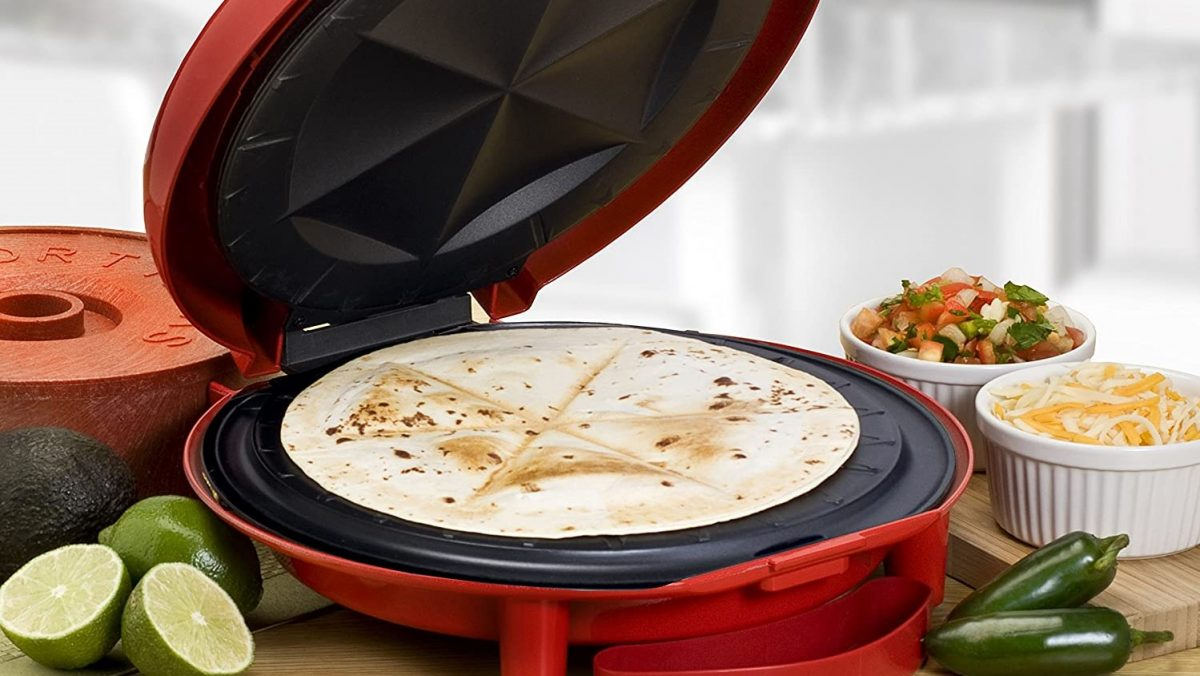 9 Best Quesadilla Makers That's Easy To Use (And Clean!)