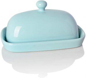 ceramics dish with lid