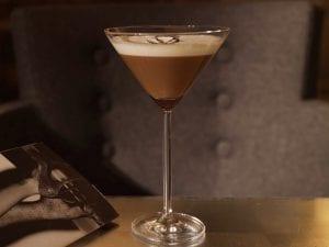 creme de cacao cocktail