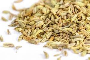 fennel seeds, coriander substitute