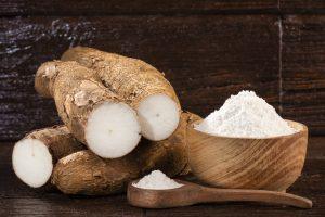 how to make tapioca flour