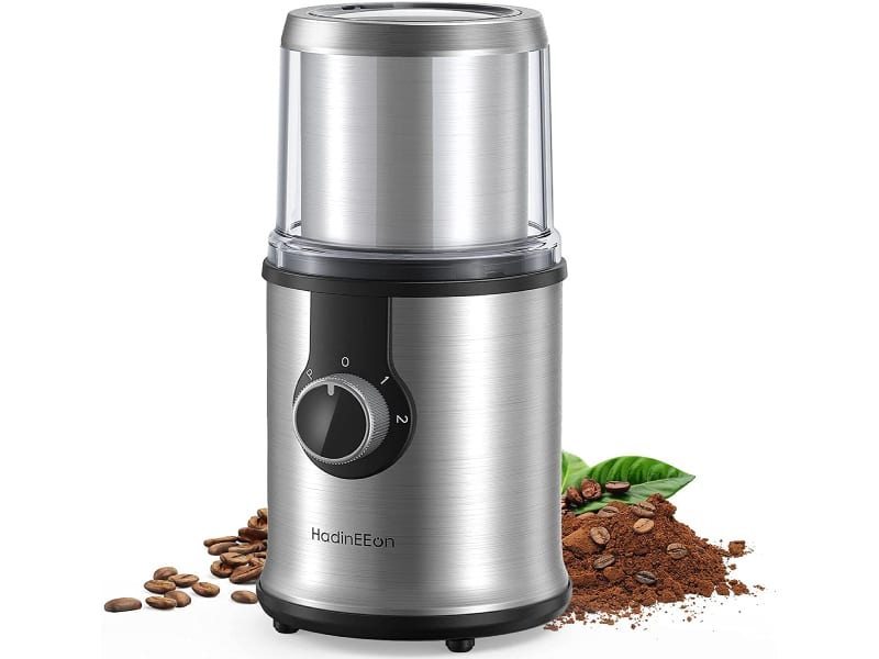 HadinEEon Electric Coffee Grinder