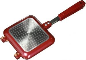 bulbhead flipwich non stick grilled panini maker